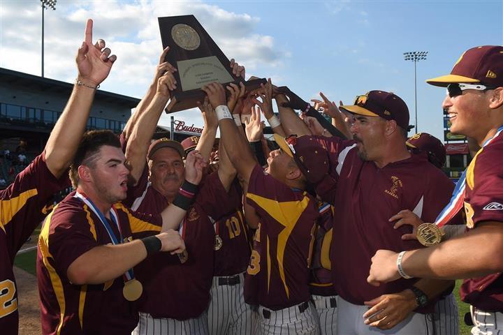 Baseball State Champions