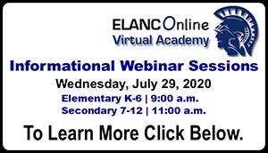 ELANCOnline Information Webinar Graphic