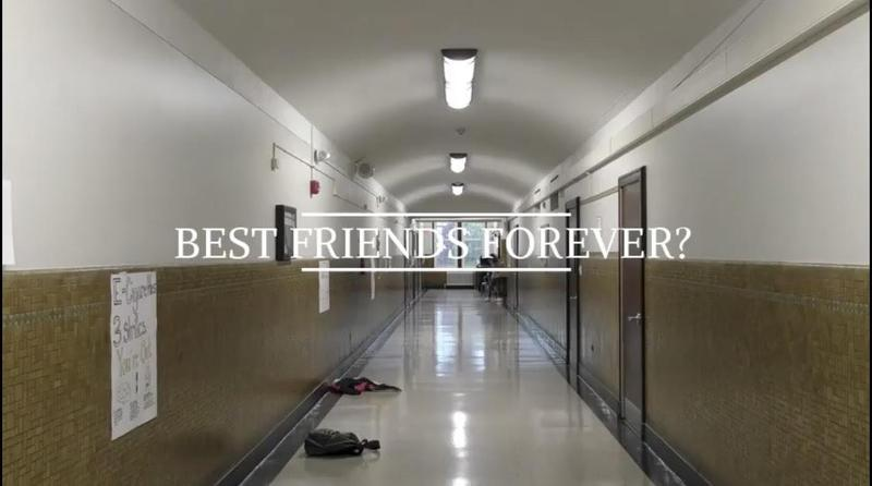 Friends Forever Video Submission