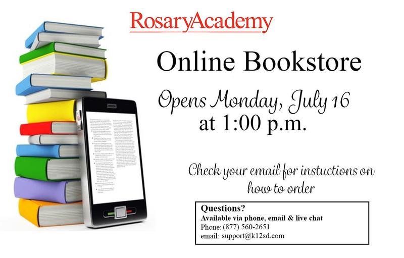 Online Bookstore in now open!. Featured Photo