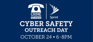 Cyber Safety Outreach Day Banner