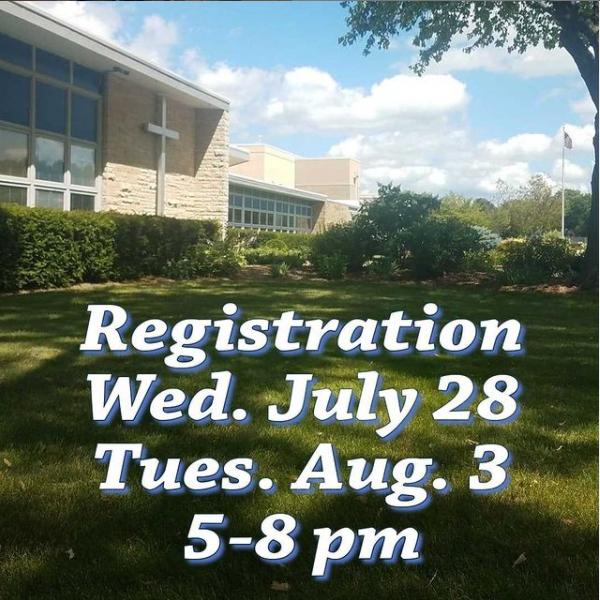 Registration Dates! Featured Photo