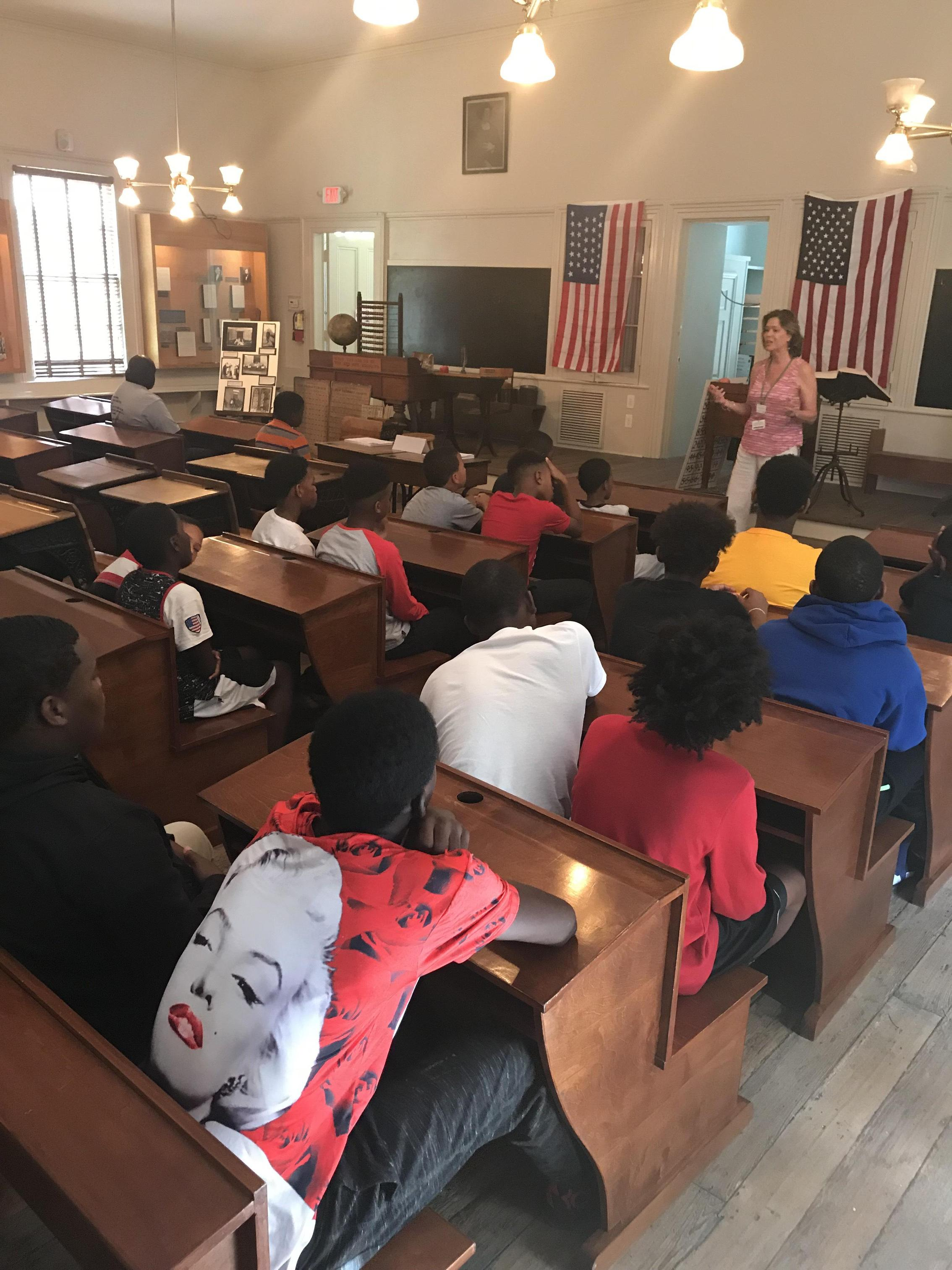2019 Boys Club Educational Field Trip