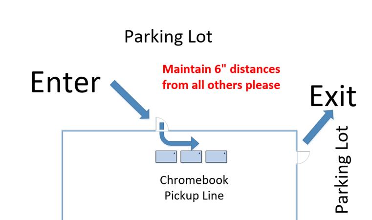 chromebook map