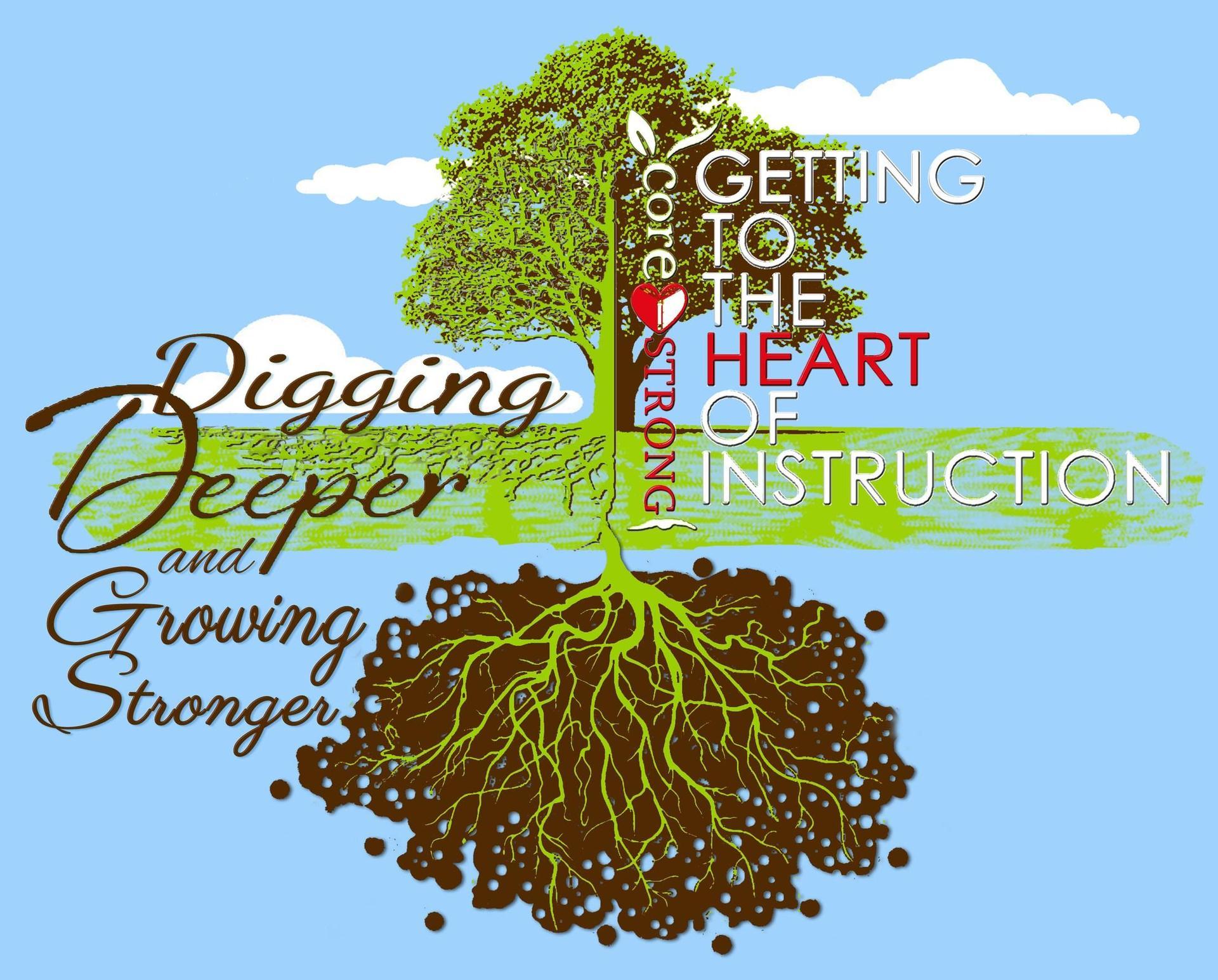 Digging Deeper & Growing Stronger