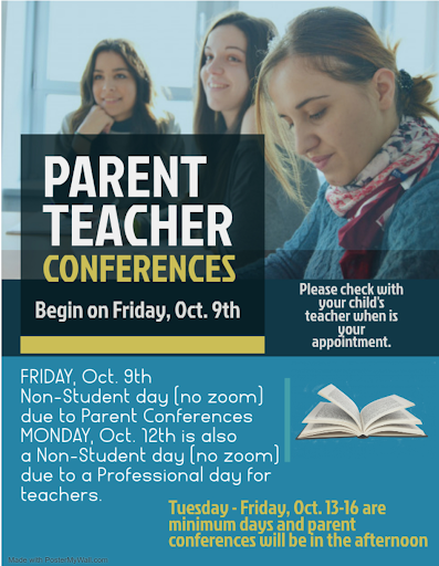 Parent Conferences Featured Photo