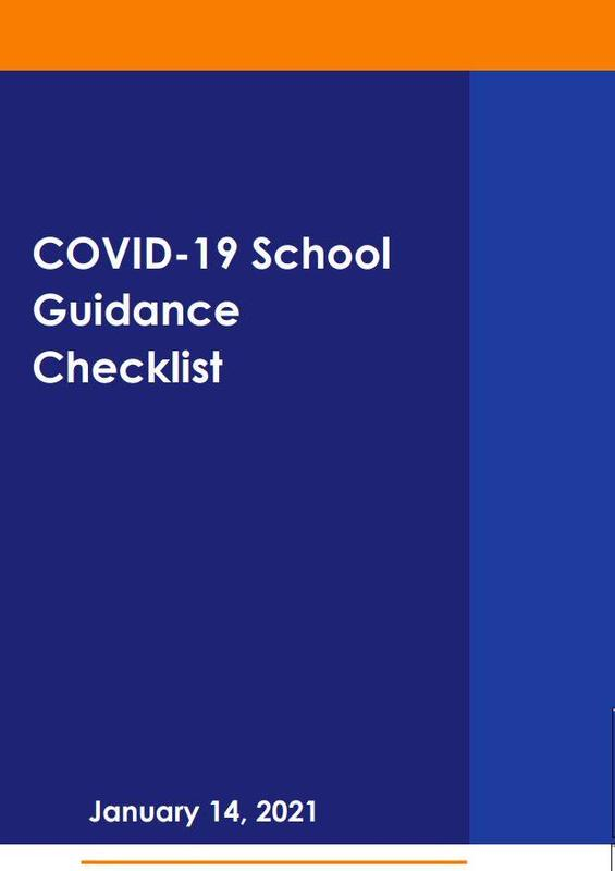 COVID-19 School Guidance