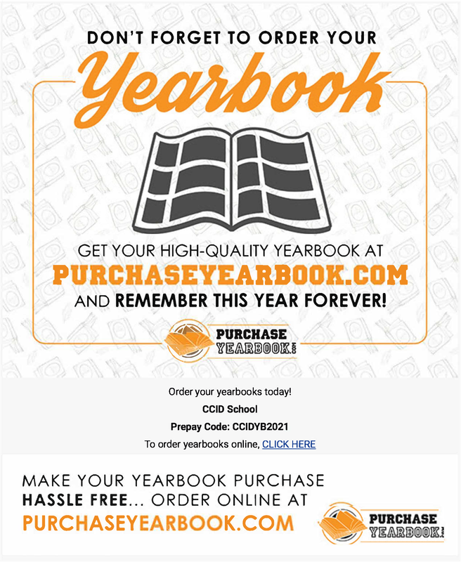 Order Yearbooks Now! Featured Photo