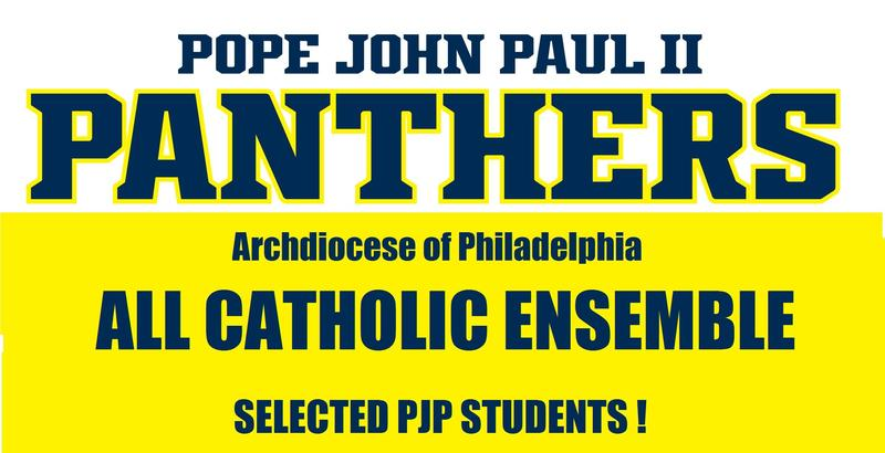 Record number of Golden Panthers selected to the All Catholic Ensembles Thumbnail Image