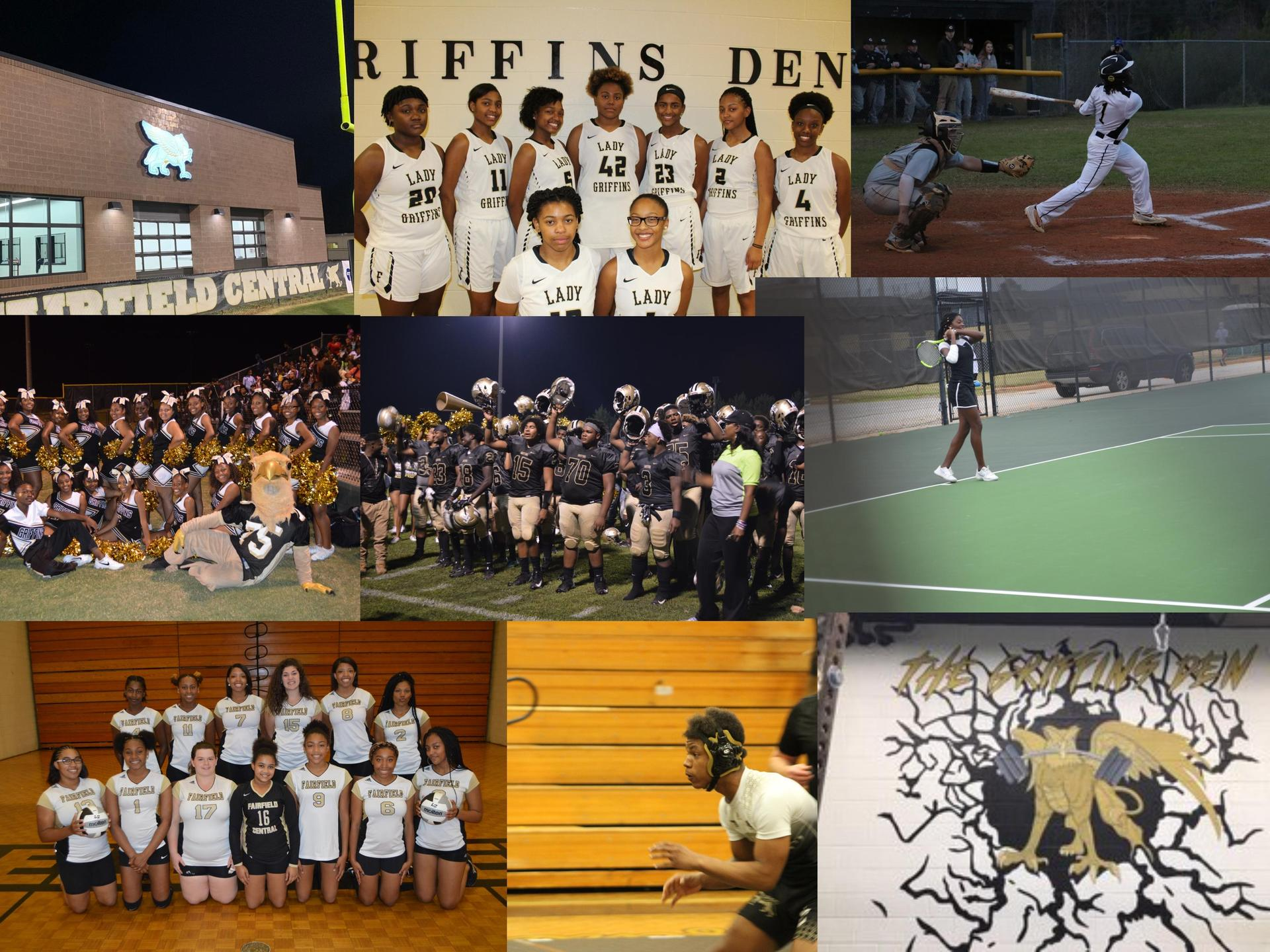 FCHS athletic teams