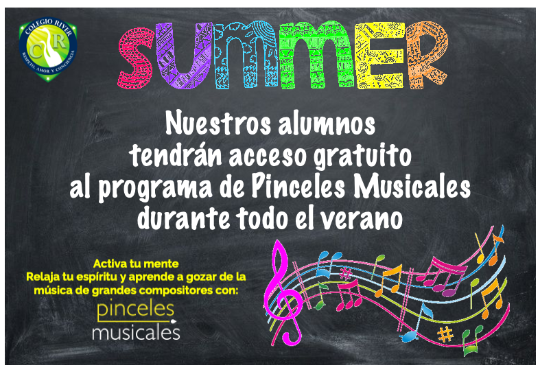 SUMMER con Pinceles Musicales 🖌🎵 Featured Photo