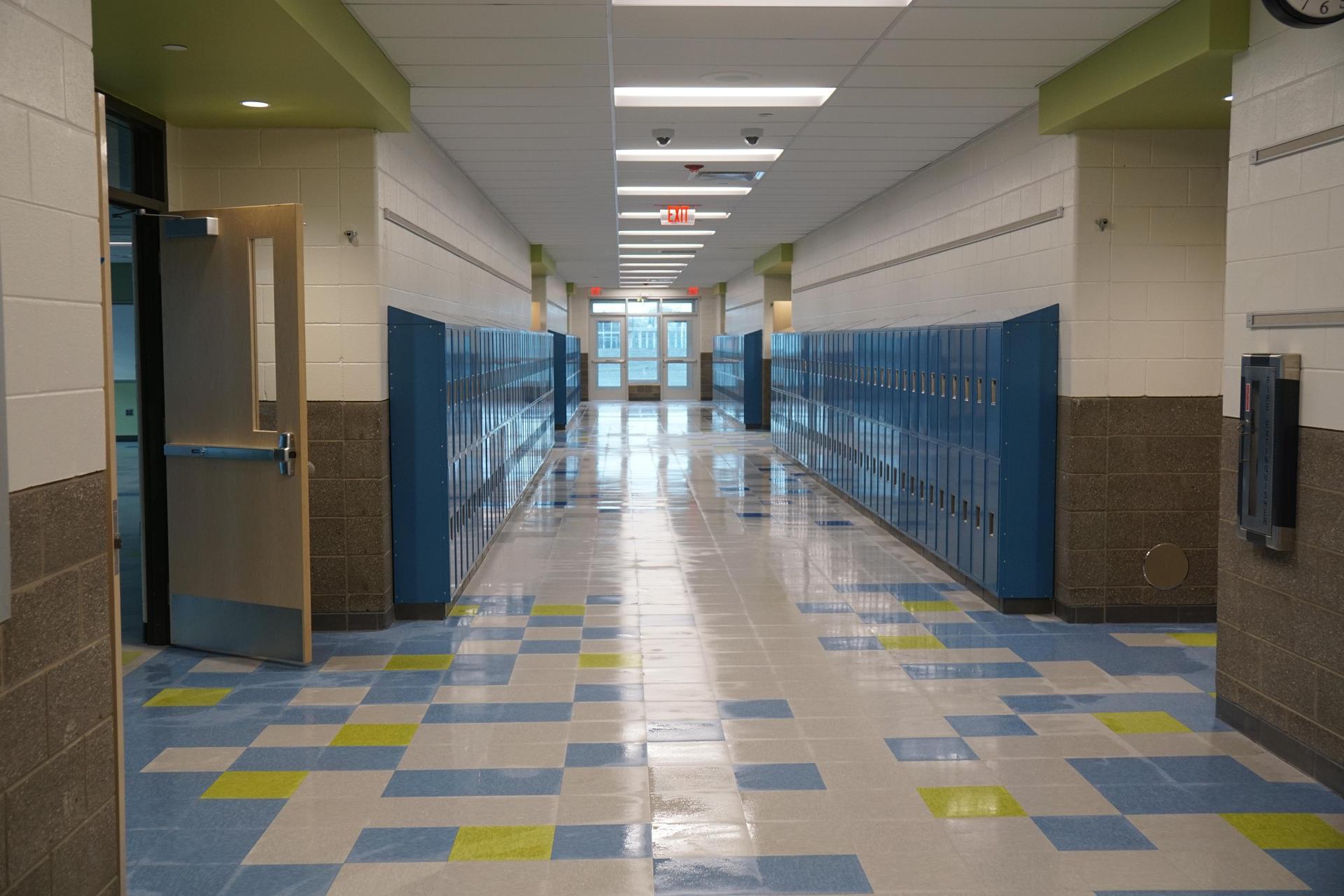 hall grades 3-5