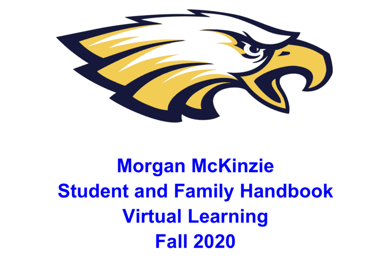 Student Handbook - Virtual Learning Fall 2020
