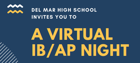 virtual ib and ap night on march 3, 2021