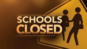 schools closed image
