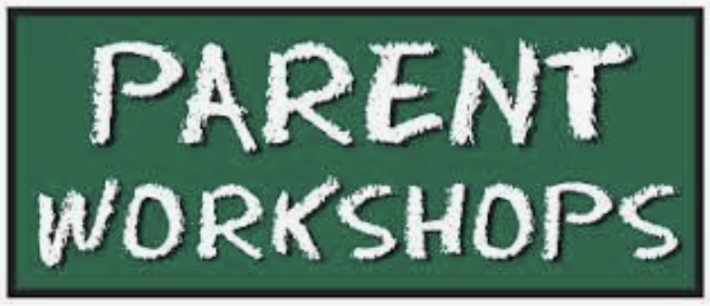 Parent WORKSHOPS for the Month of OCTOBER Featured Photo