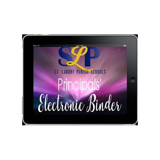 principals electronic binder