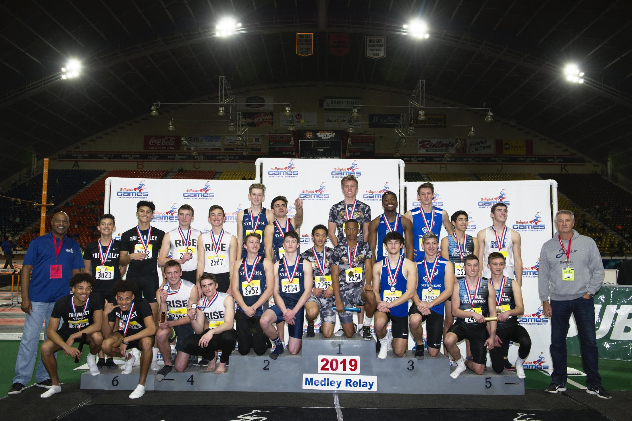 Simplot Games 2020.Cathedral Boys Win Gold At The 41st National Simplot Games