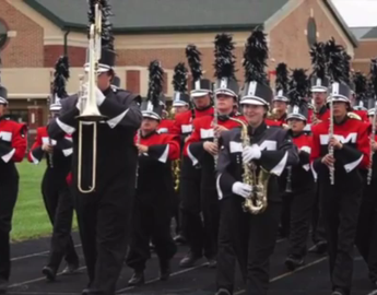 Marching Band Video