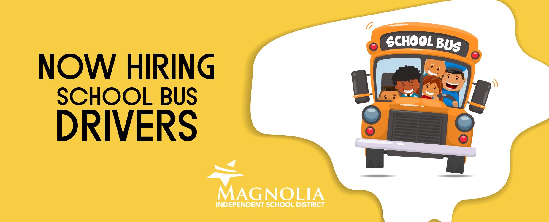 MISD Hiring Bus Drivers
