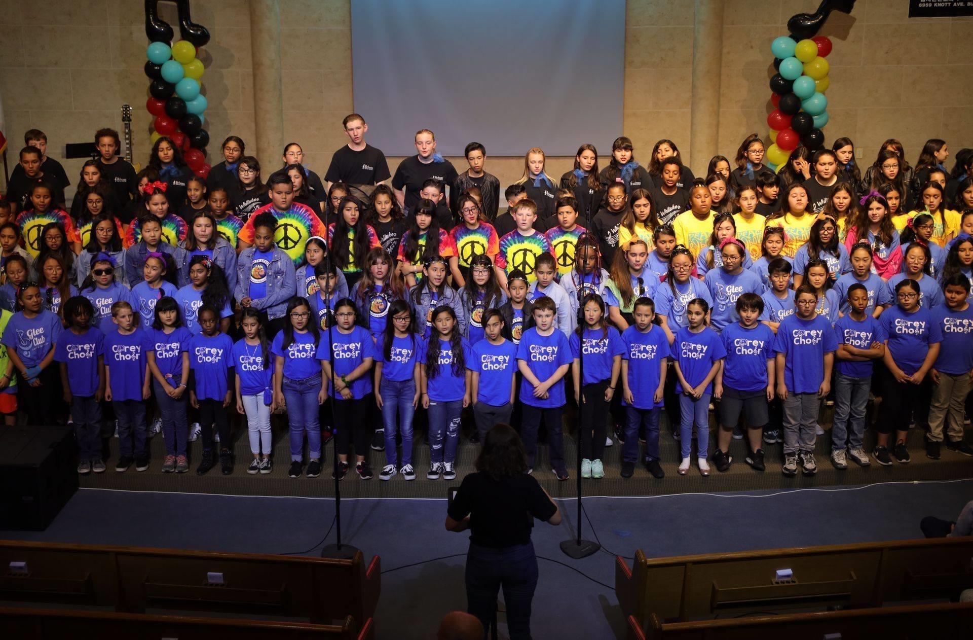BPSD Choir