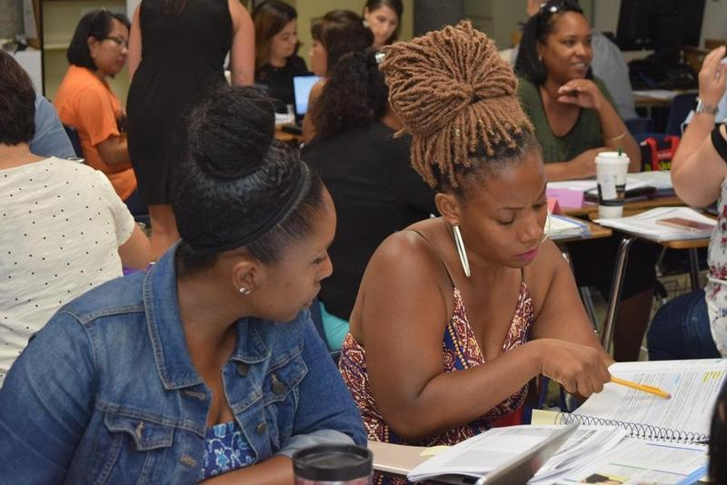 Lynwood Unified Educators Prepare for School Year at Summer Institute Featured Photo