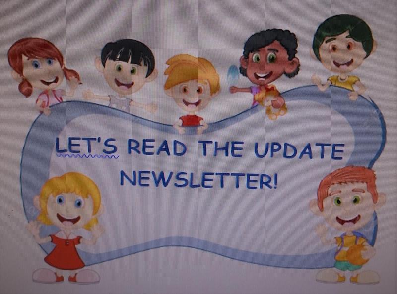 UPDATE NEWSLETTER Thumbnail Image