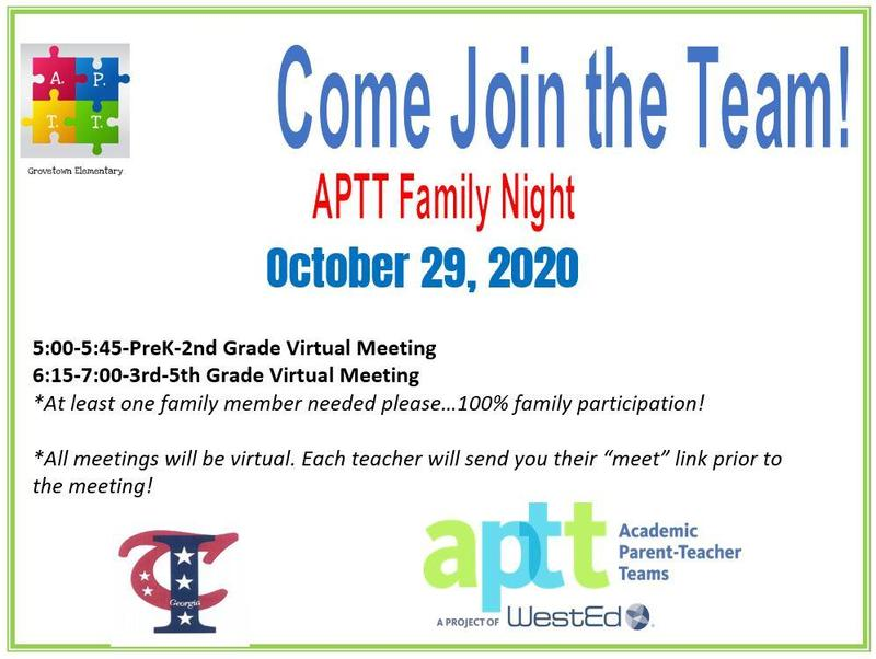 Join Us October 29 for our Fall APTT Meeting Featured Photo