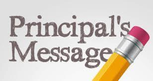 Principal Announcements: September 14-18 Featured Photo