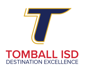 Tomball ISD Destination Excellence Logo