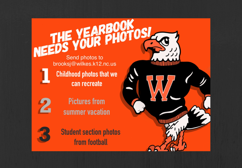 Yearbook Needs Your Photos Thumbnail Image