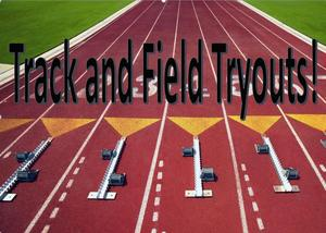 Track and Field Tryout
