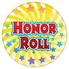 1st Nine Weeks Honor Roll Thumbnail Image