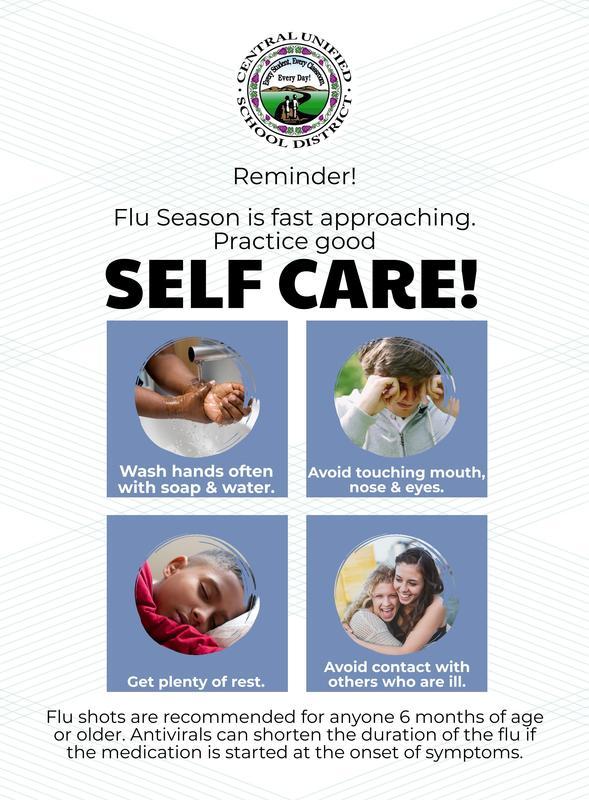 Flu Season Health Tips