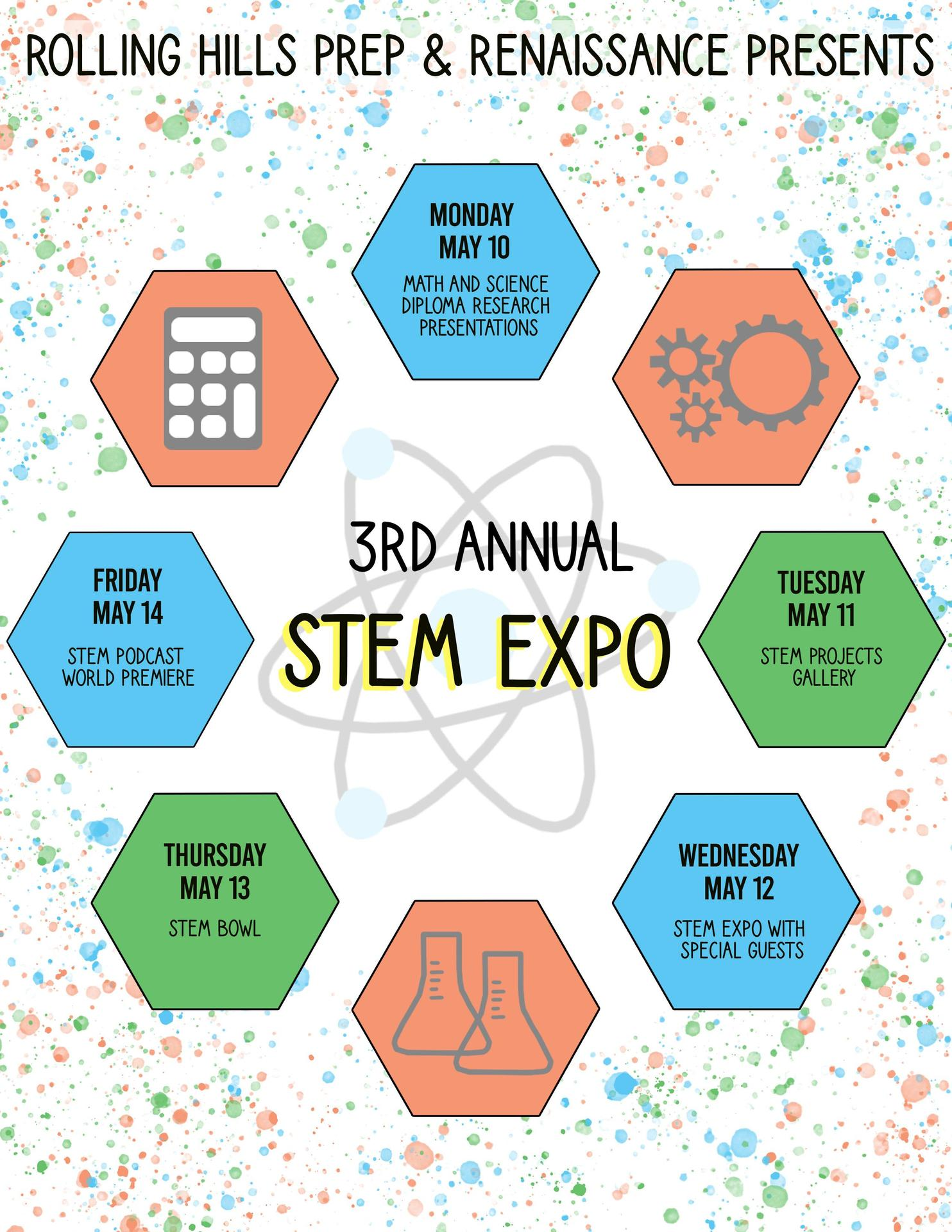 STEM Expo Poster