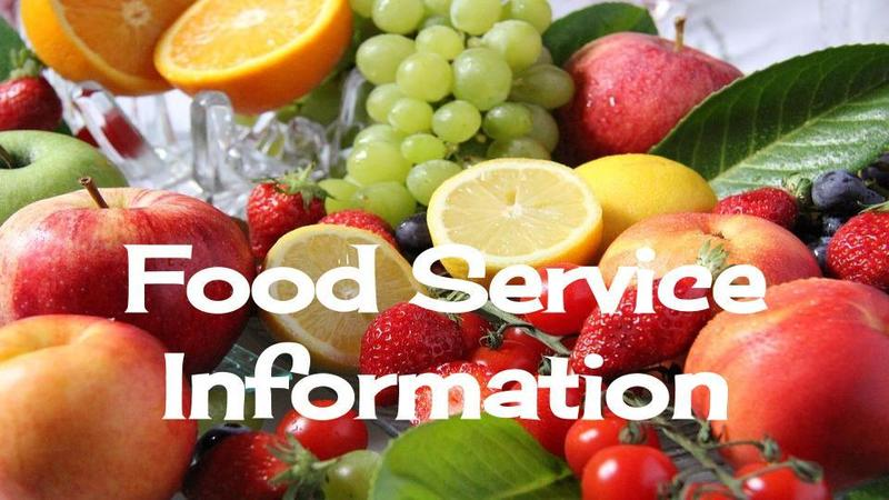 Food Service Information Thumbnail Image