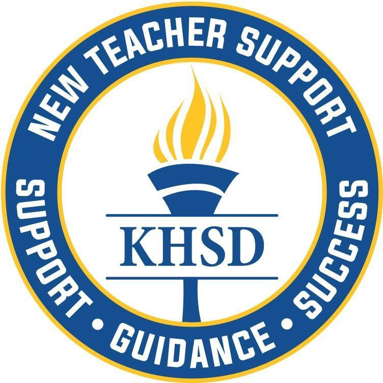 New Teacher Support Logo