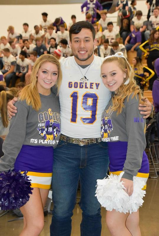 Godley Cheerleaders