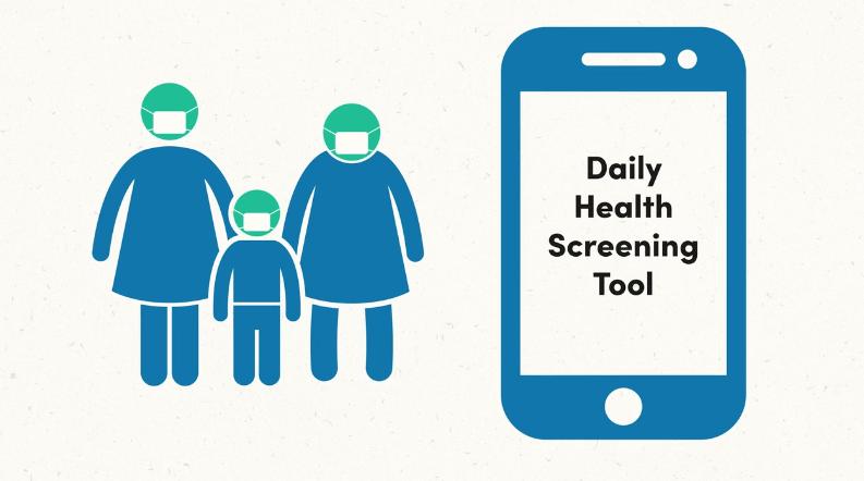 Qualtrics Daily Screening App Featured Photo