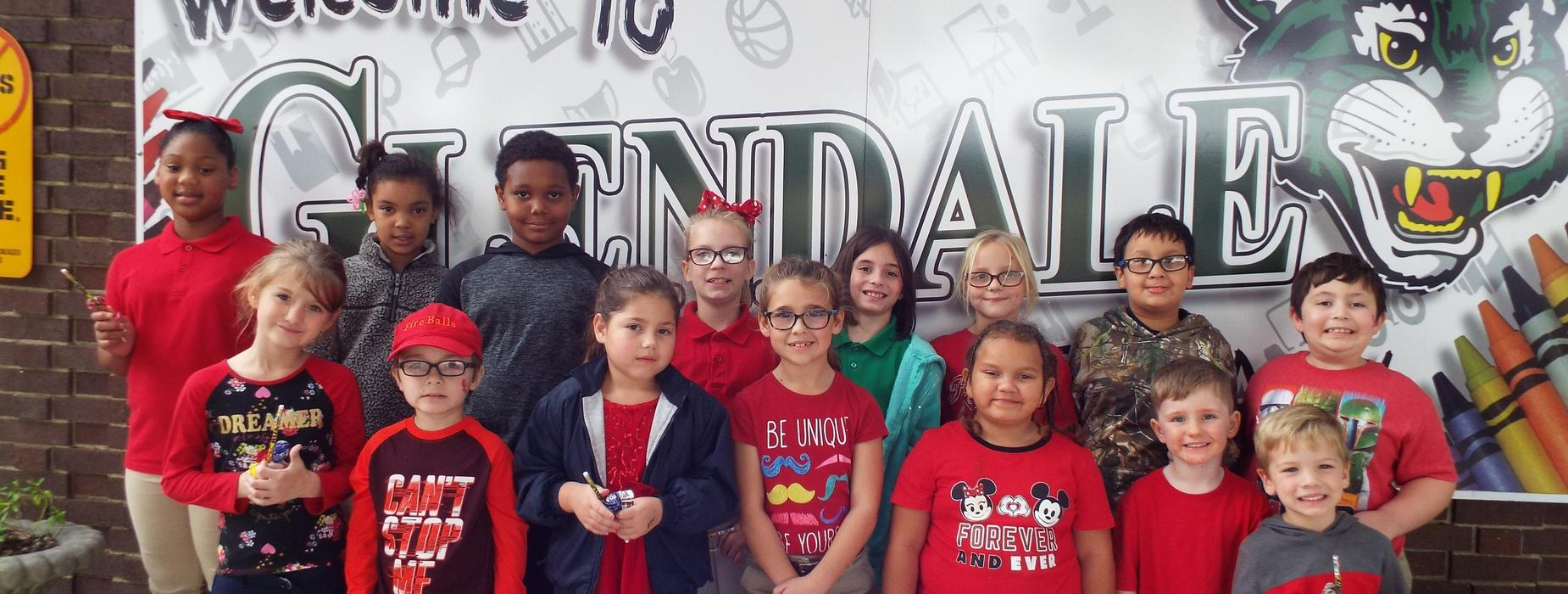 Glendale Students of the Week for October 15- 19, 2018.