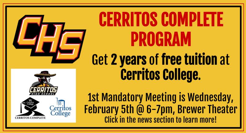 Cerritos Complete Program Info