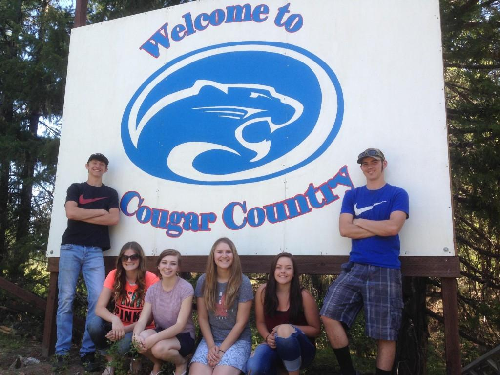 Welcome to Cougar Country