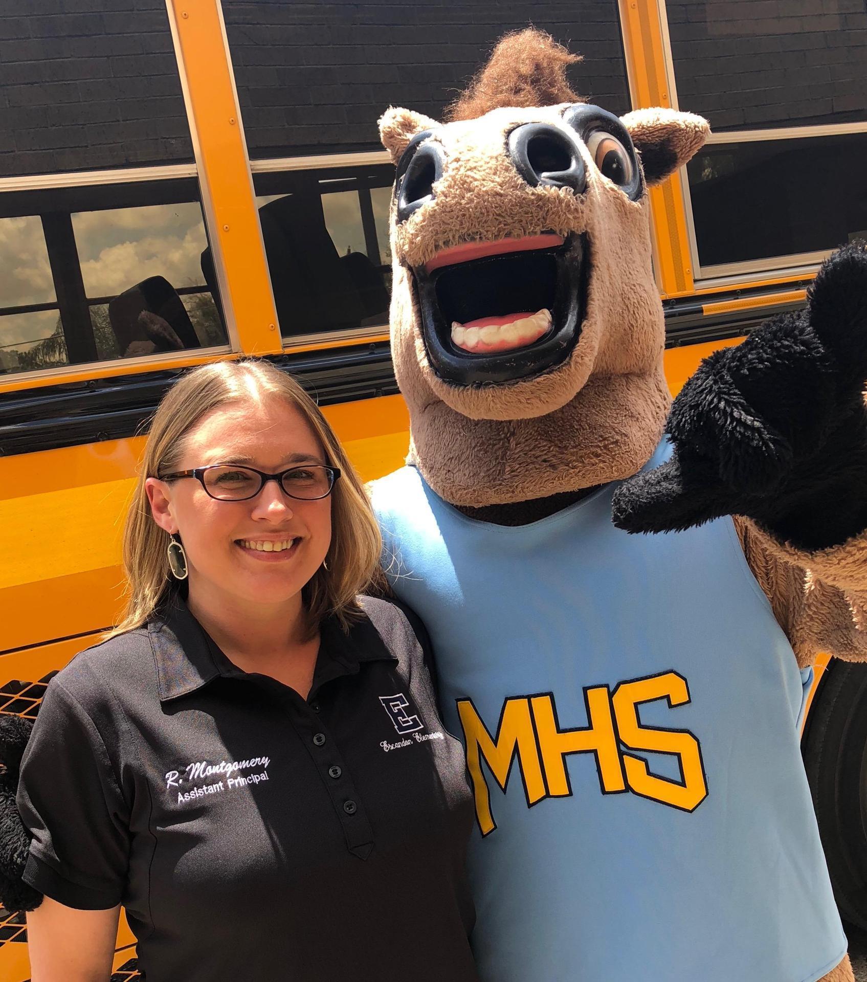 Rachel Montgomery, Assistant Principal