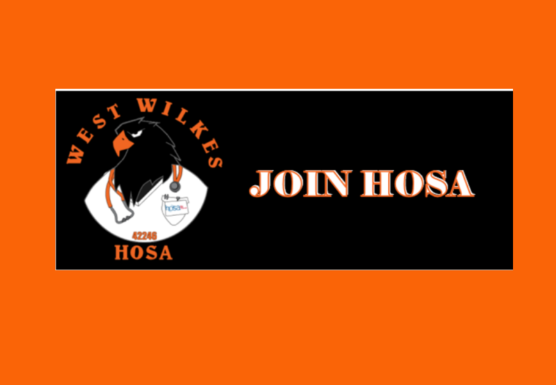Interested in joining HOSA? Thumbnail Image