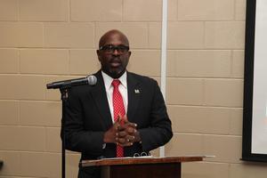 MISD Superintendent Dr. Royce Avery