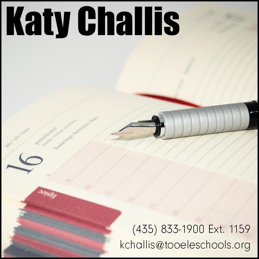Katy Challis
