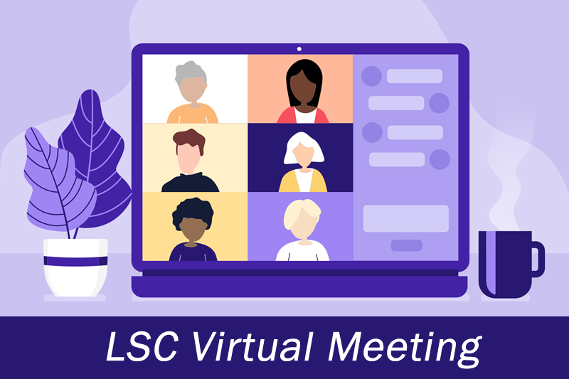 Image LSC Monthly Virtual Meeting December 8