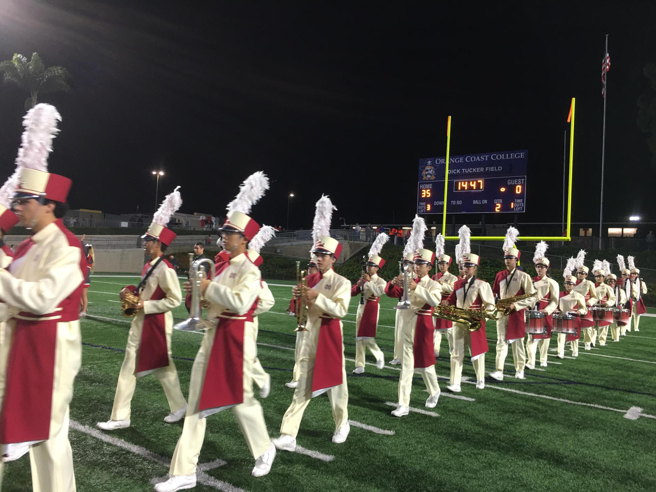 The Paris High School band program has a long and rich history of excellence dating back to A.