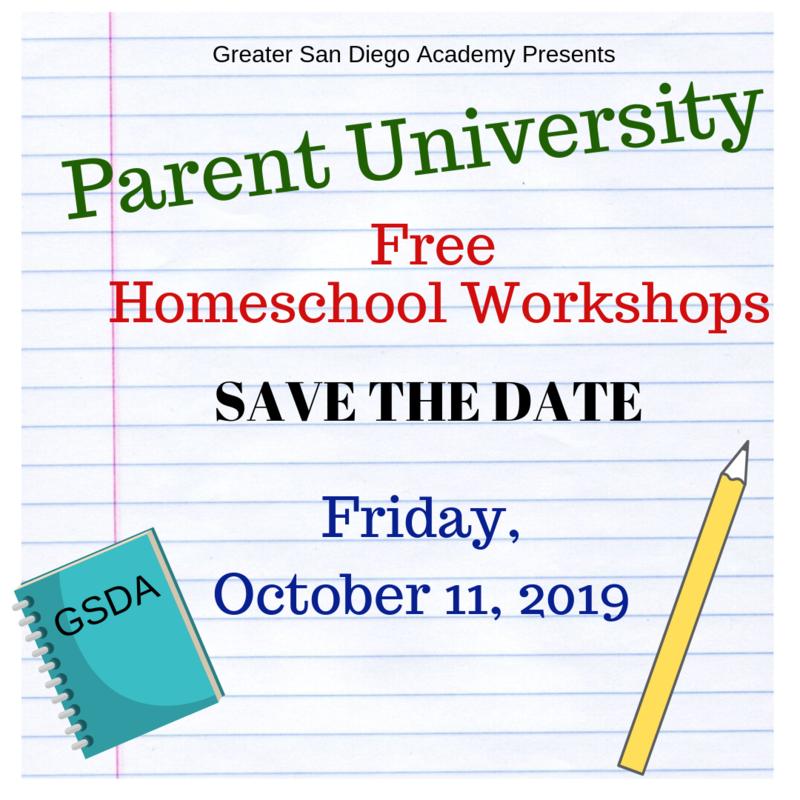 informational text on Parent University