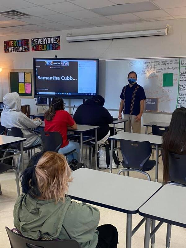 La Vega High School Hispanic Heritage Month Lecture Series Thumbnail Image